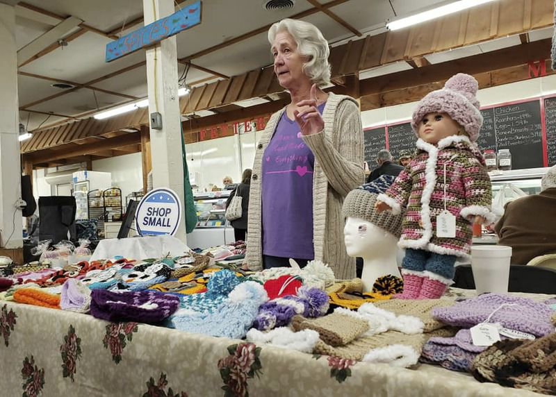 Valley shops local for holidays