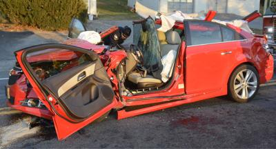 Steps to survive a car crash: Assess situation, prioritize