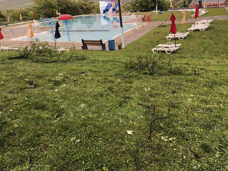 Storm-related outage shuts down Selinsgrove pool
