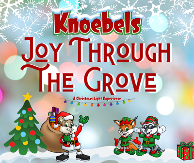 Christmas In The Grove 2020 Knoebels unveils new drive thru Christmas display for 2020 | News