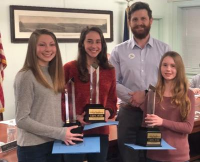 Shikellamy students honored by city council, mayor for rescuing trapped teacher
