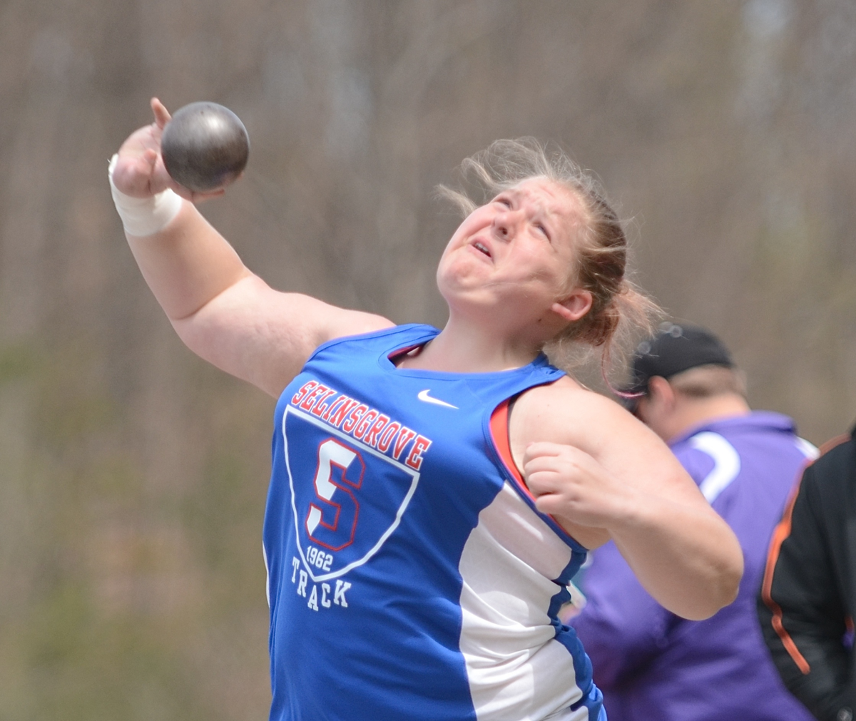 H.S. girls track and field: Lewisburg, Selinsgrove shine at Lock Haven