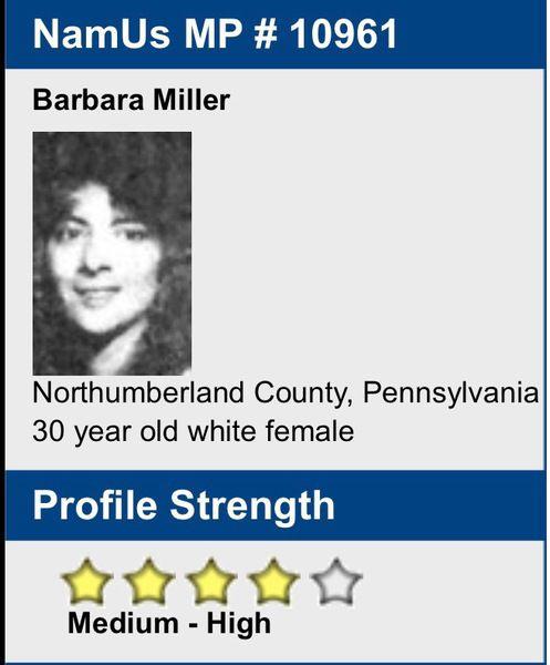 DNA analysis underway in Barbara Miller case