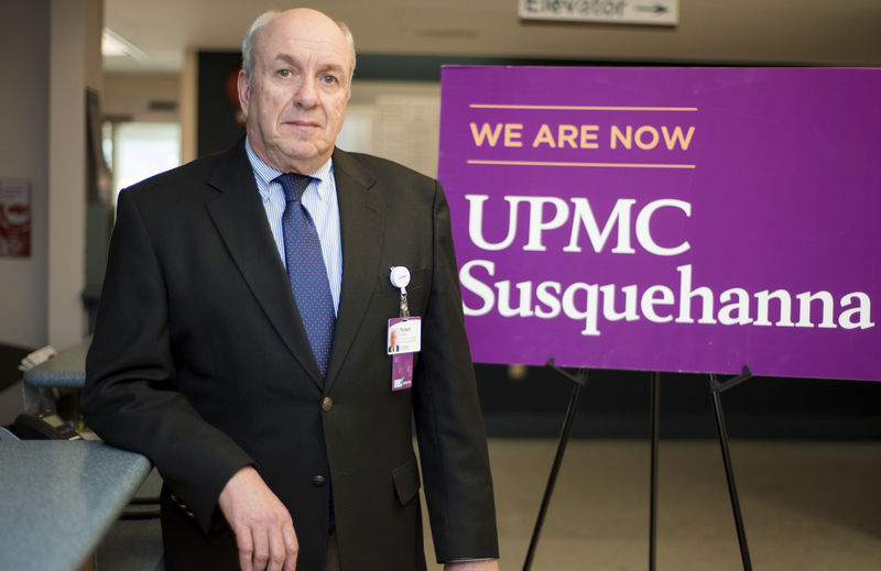 UPMC Sunbury connecting staff with technology