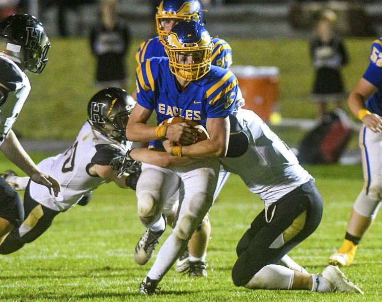 Eagles blow out Halifax