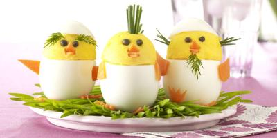 Crafty Diy Ideas For The Easter Brunch Table Lifestyles