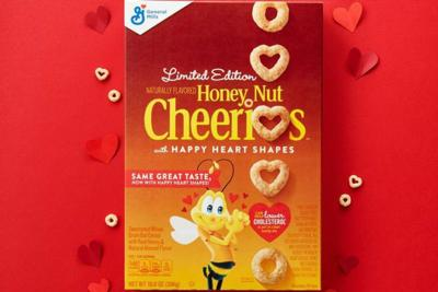 Have a heart: Cheerios changes shape for new marketing campaign