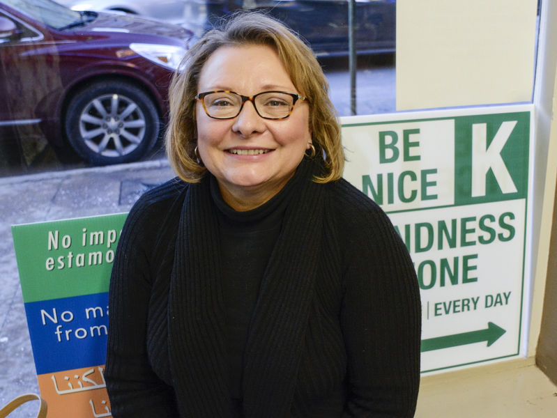 Rose Williams helps lift families out of poverty