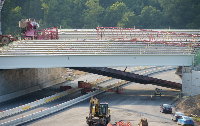 Crane collapse closes Route 15 | Local News | dailyitem com