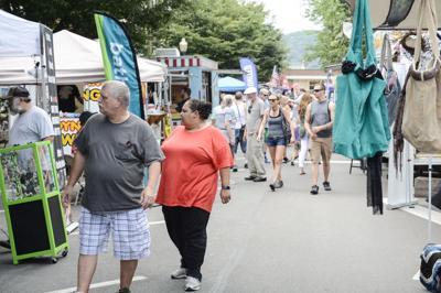 River Fest in full swing