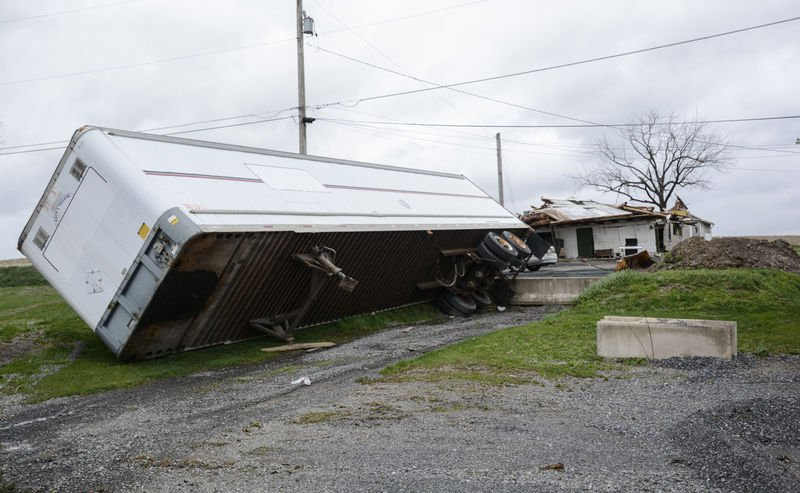 Tornadoes uncommon, but have been deadly in Valley