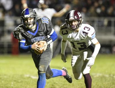 Loyalsock sticks to gameplan, runs past Warrior Run
