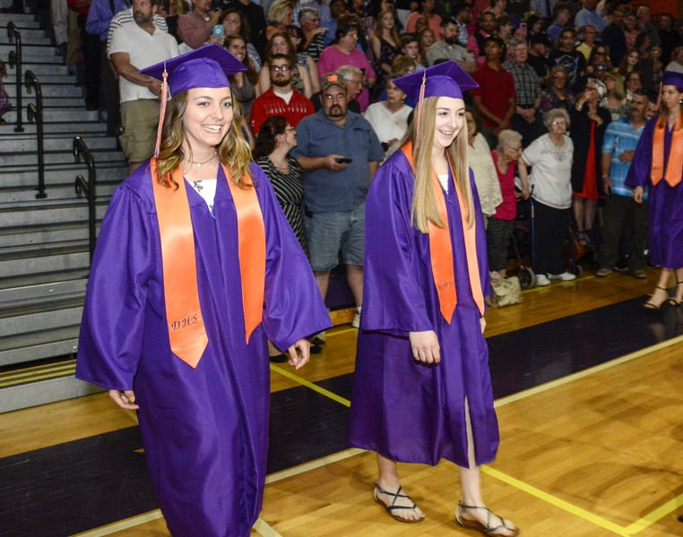 Danville grads reminded to dream big | Local News