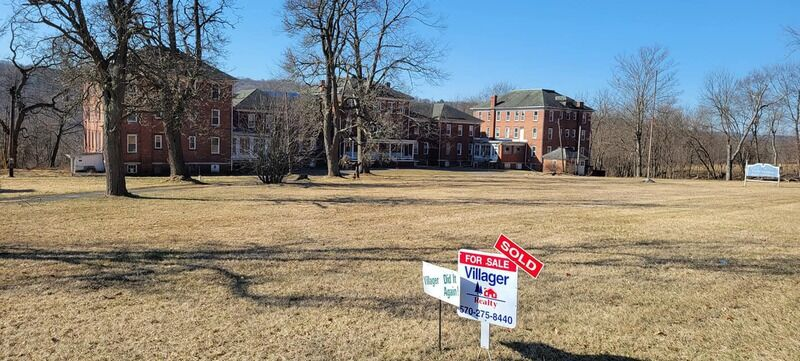 Former Teen Challenge buildings, property sold