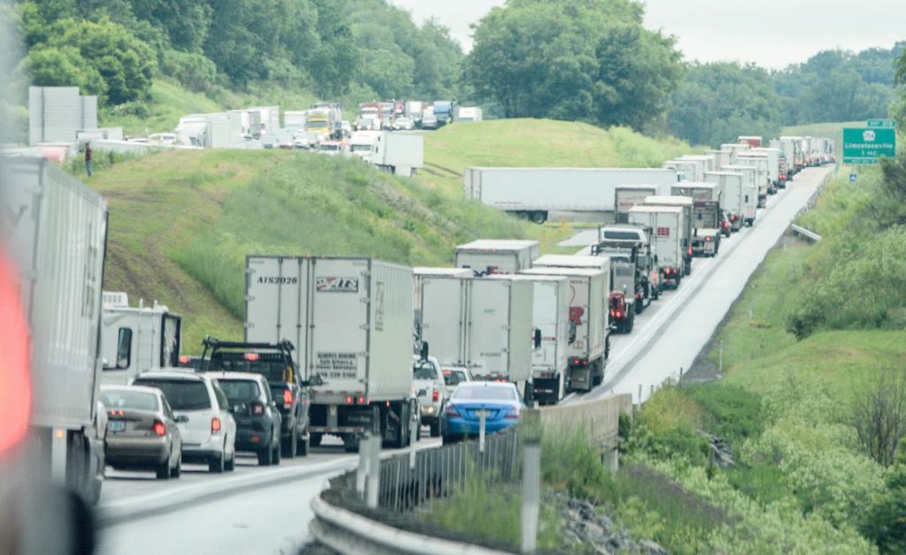 UPDATE: Berwick man killed in Interstate 80 crash involving
