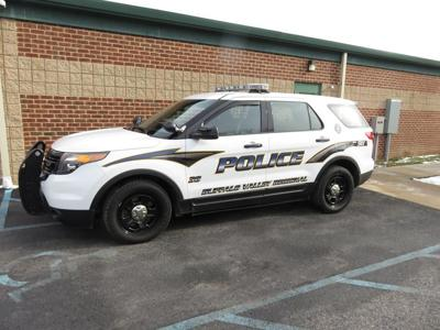 Buffalo Valley Regional Police cruiser