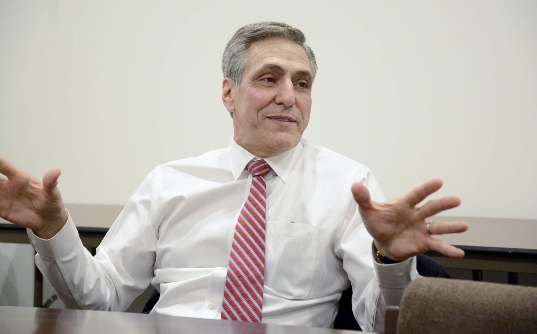 Lou Barletta, early Trump supporter, announces US Senate run against Bob Casey