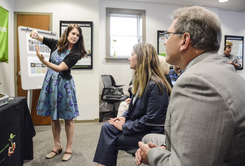 Valley entrepreneurs, SBDC celebrated during Small Business Week