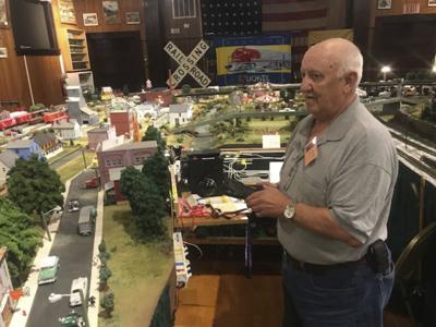 Train museum opens winter exhibit