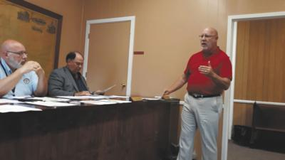 CEO invites commissioners to Watsontown college branch open house