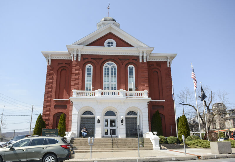 Montour district court move awaits state-required security