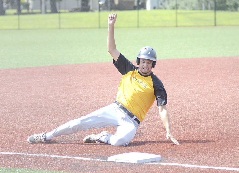 Berwick rallies to win pair of one-run games