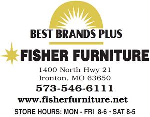 Fisher Furniture Furniture Ironton Furniture Ironton Mo