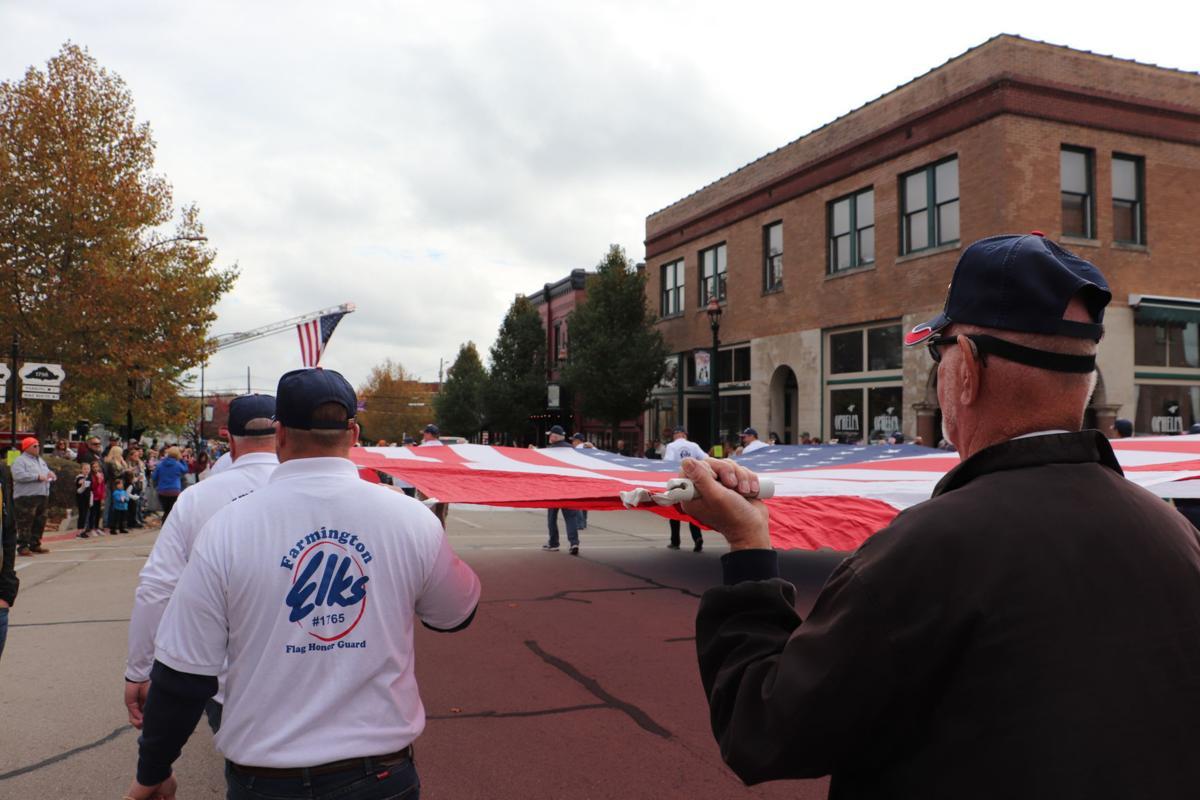 Regional Veterans Parade set for Nov. 2