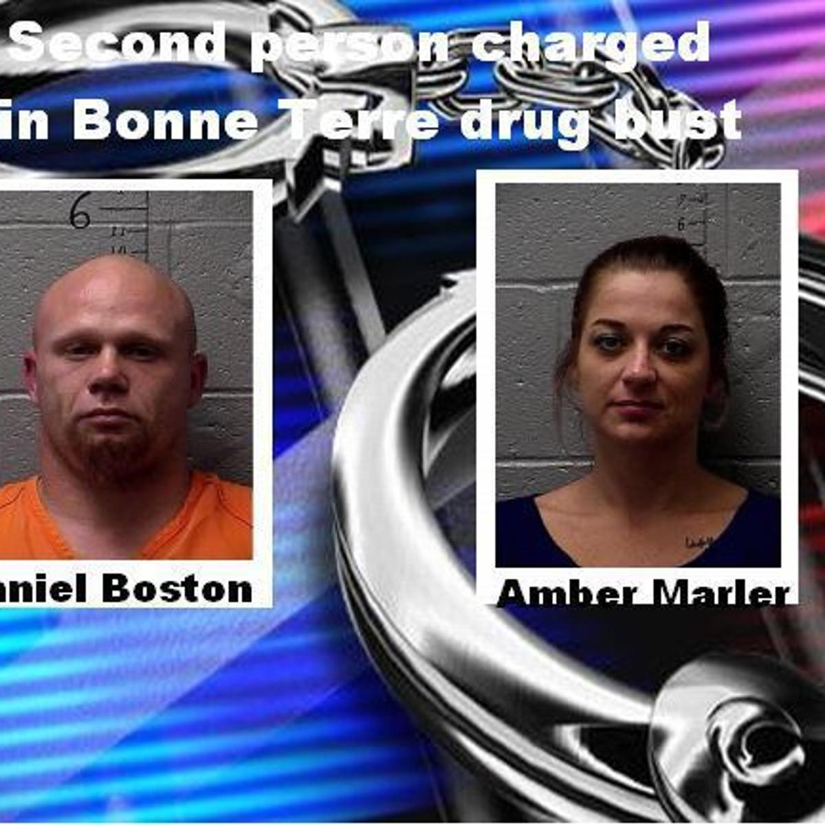 Second person charged in drug raid | Crime and Courts