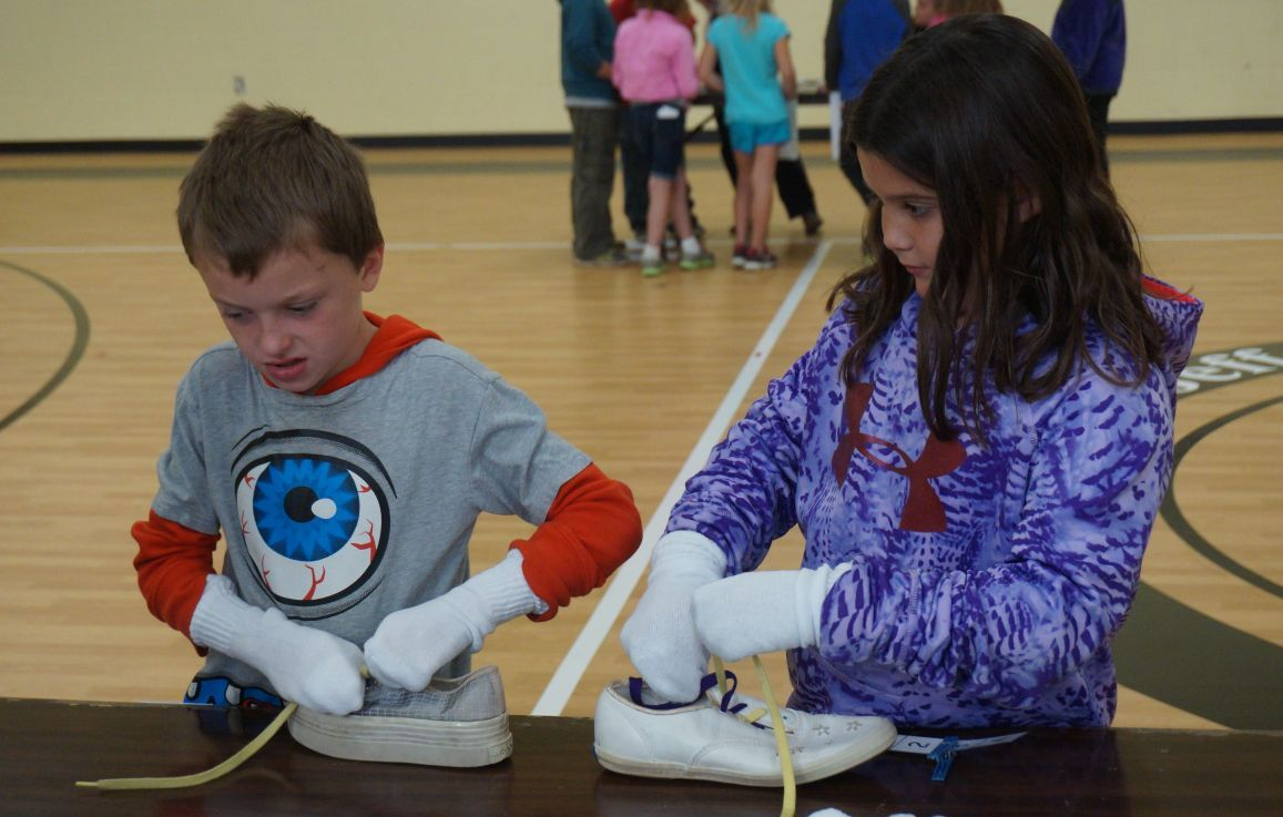 Jefferson Elementary learns disability awareness