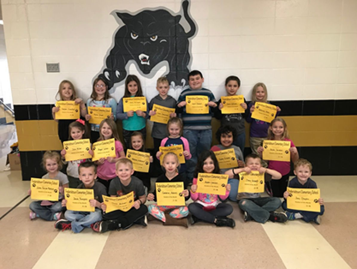 FES February Students of the Month