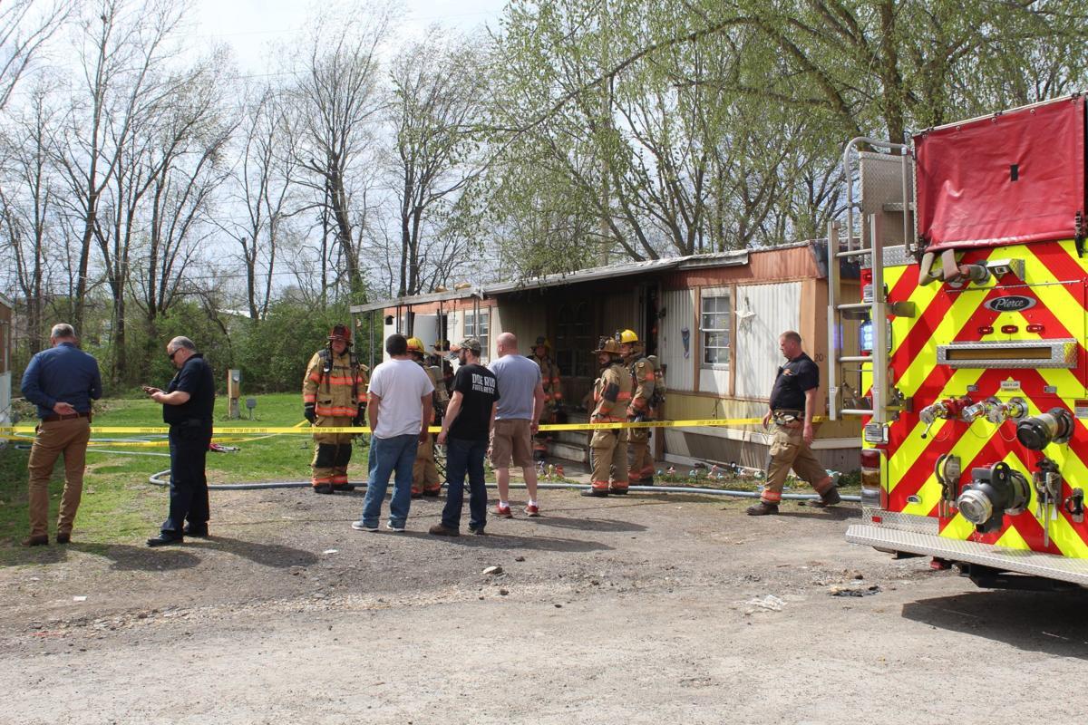 Arrest of arson suspect