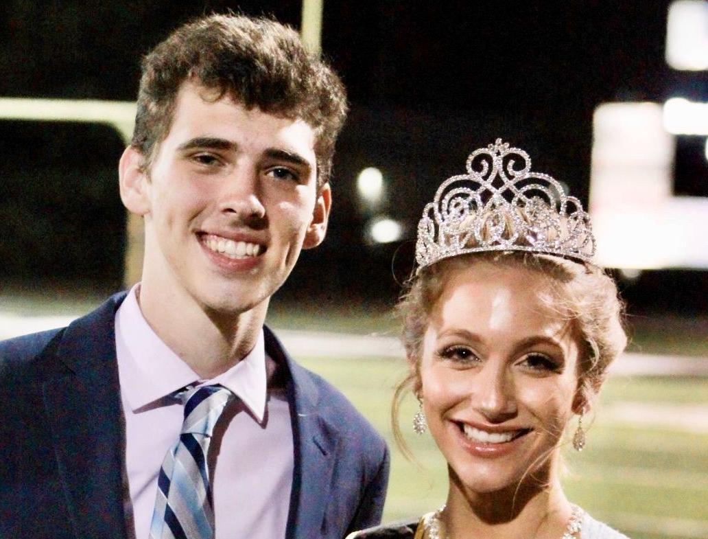 Melissa Miller crowned FHS Homecoming Queen