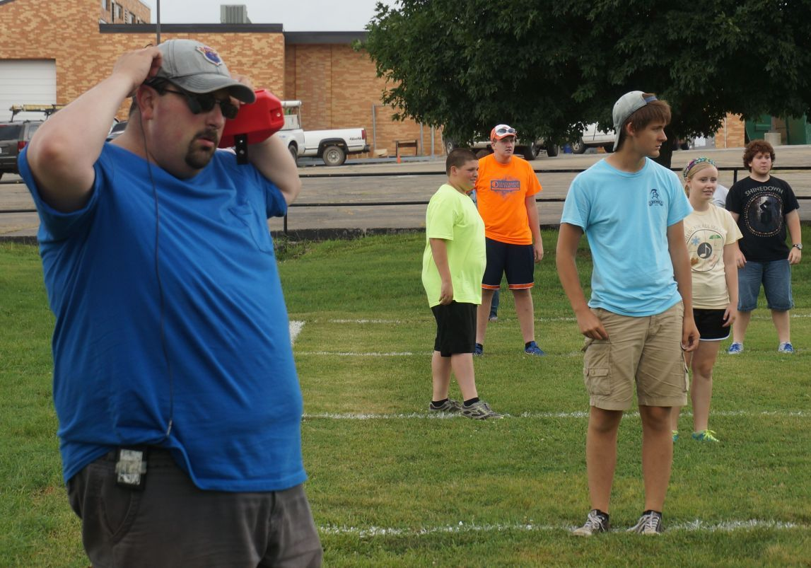 Farmington High marching band gets new leader