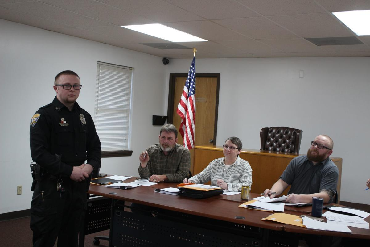 Leadington board considers proposals for new police and fire gear