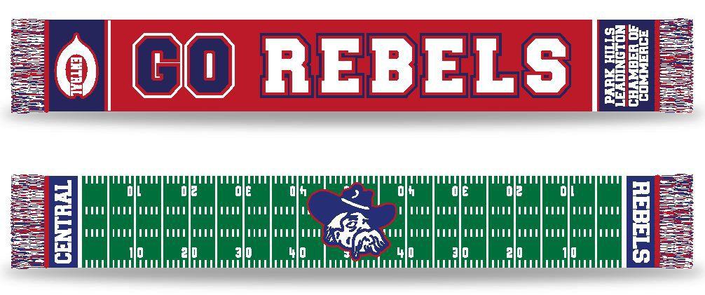 Rebels scarf