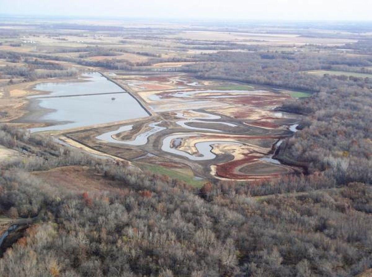 Wetland grant