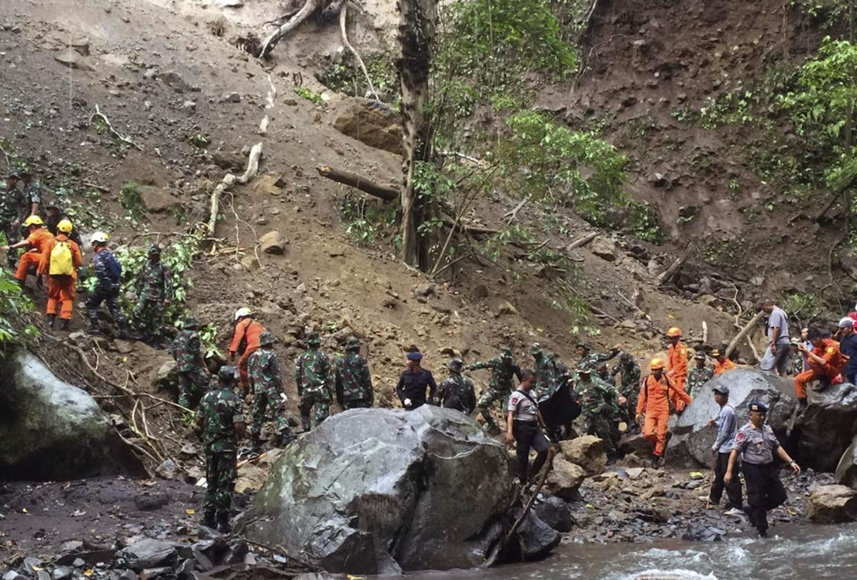 Flash Floods Earthquake Kill More Than 80 In Disaster
