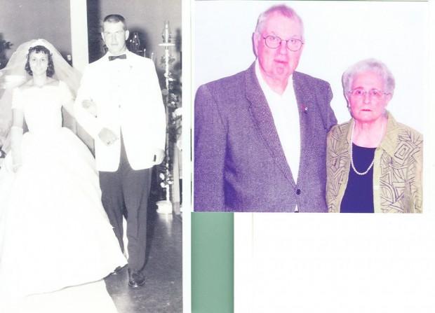 Leflers Celebrate 50th Anniversary