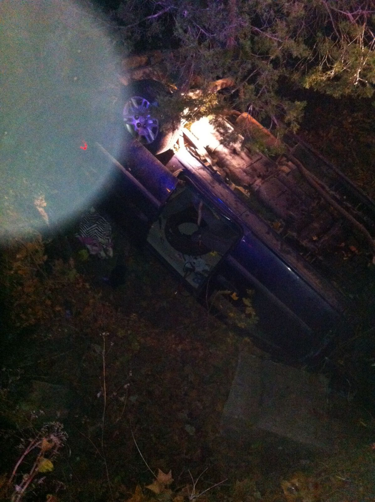 Two injured in area crashes