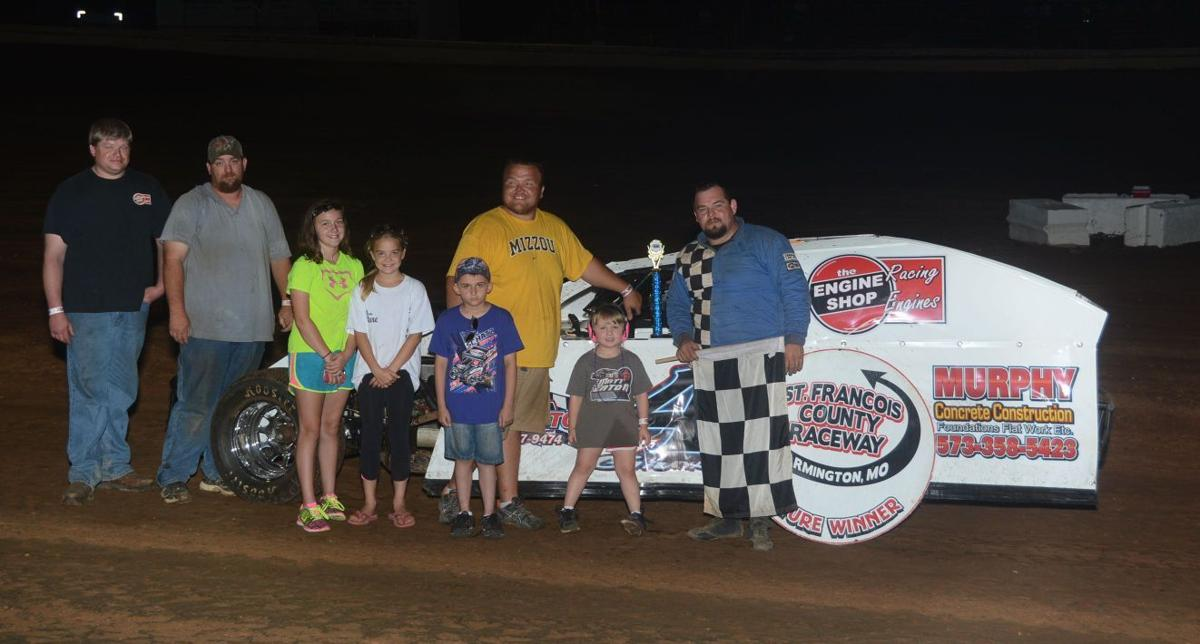 News from St. Francois County Raceway
