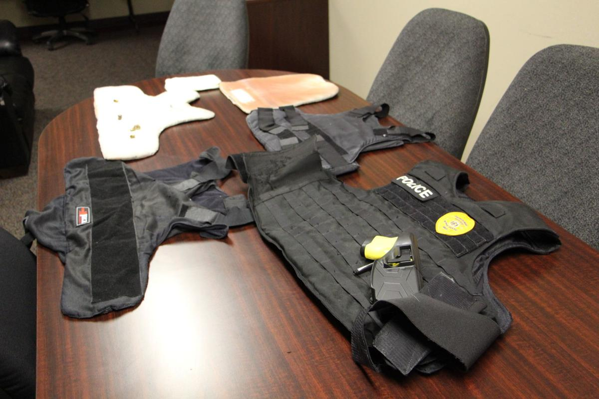 Police Dept. raising money for vests
