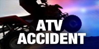Teen seriously injured in ATV crash
