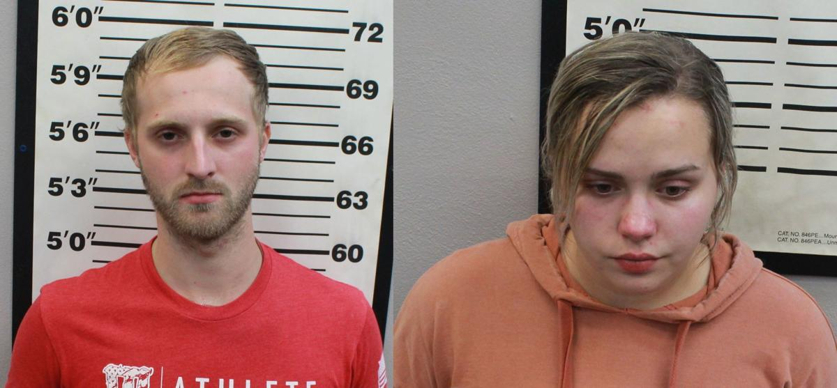 WEB Couple charged after infant allegedly overdoses on fentanyl