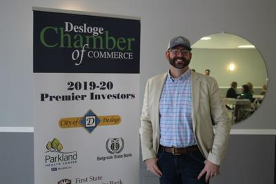 Desloge Chamber of Commerce says good-bye to Board President Dan Chapman
