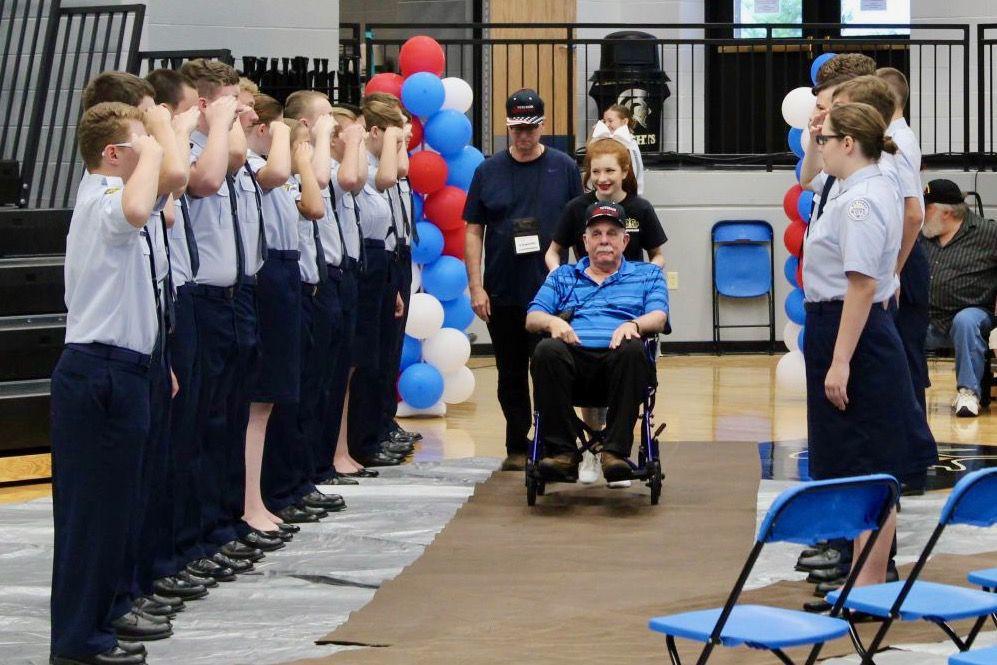 Remembering, honoring America's vets