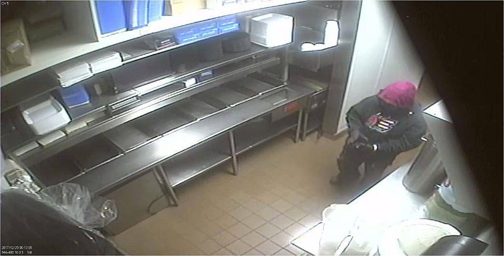 Reward offered in burglary case