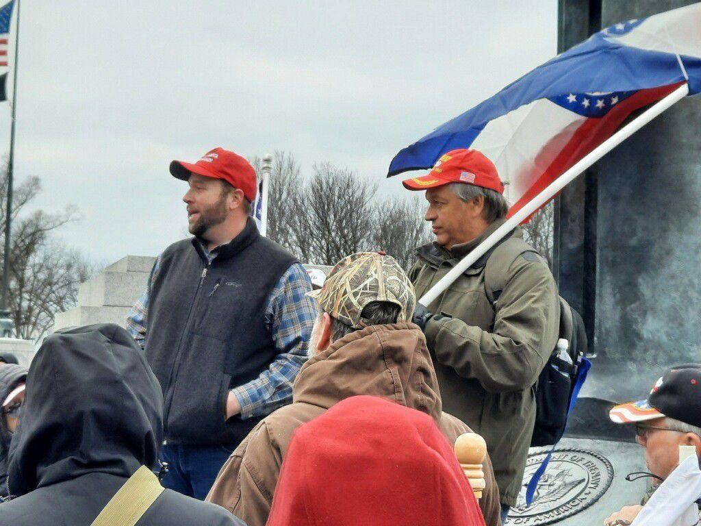 D.C. rally
