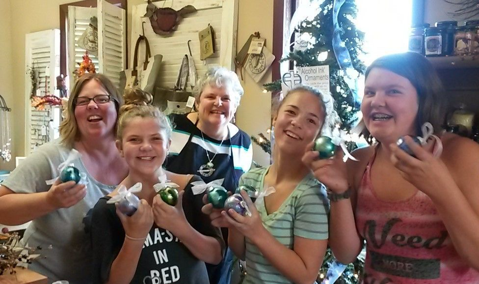 Ornaments to benefit local shelter