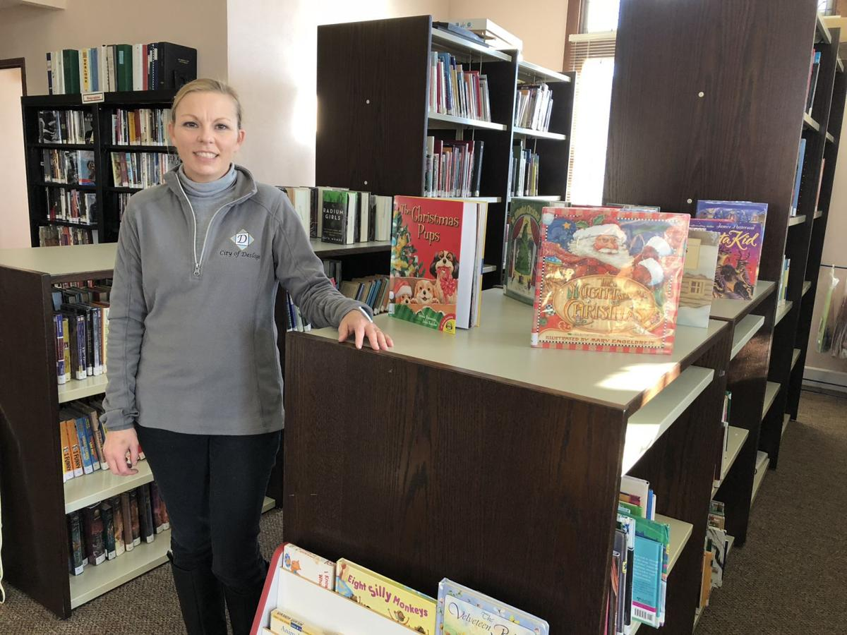 Library receives literacy grant
